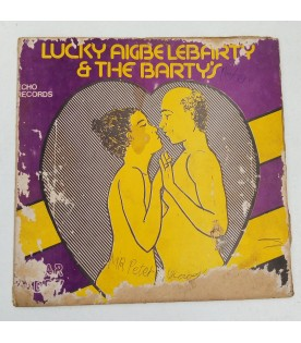 Lucky Aigbe Lebarty* & The Barty's* – Sugar Daddy (SOLD)