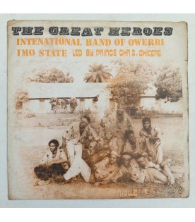 The Great Heroes International Band Of Owerri Imo State